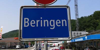 Die Gemeinde Beringen stimmte über einen Kredit ab. (Symbolbild)