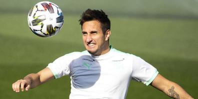 Mario Gavranovic traf erstmals für Kayserispor