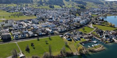 Altendorf wird im Gemeinderating der «Handelszeitung» als am attraktivsten eingestuft – noch vor den Höfner Gemeinden.