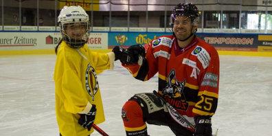 Im September startet wieder die Hockeyschule des EHC Bäretswil