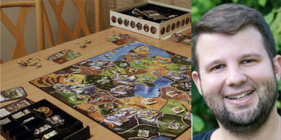 Philipp van der Loo bietet Spielbegleitung an