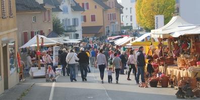 OK und Verkehrsverein laden zu einem gemütlichen Chilbi-Weekend in Benken ein.