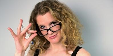 Monika Romer als LebenSexpertin Dr. Linda Sommer.