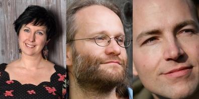 Sonja Morgenegg, Marcello Wick, Alessandro Zuffellato