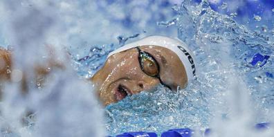 Der erst 18-jährige Thurgauer Antonio Djakovic klopfte an die Tür zu den Finals über 400 m Crawl