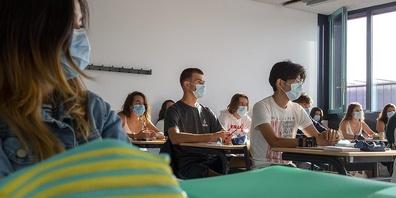 Ab dem 13. September kehrt die Maskenpflicht in die Schulräume zurück