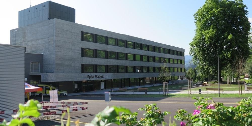 Solviva soll nach ersten Aussagen das ganze Spital für 10 Millionen erhalten.