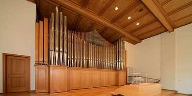 Internationale Organisten werden an der renovierten Orgel der Kirche Rapperswil verschiedene Konzerte geben.