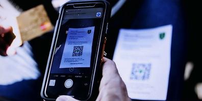 Orndungsbussen können jetzt per Mobile über QR-Code abgefragt und bezahlt werden