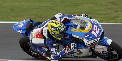 Gutes Rennen von Tom Lüthi in Misano: 11. Rang und zweitbestes Saisonresultat