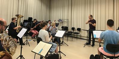 Die (Blas-)Musikszene – gerade in unserem Kanton – braucht dringend neue junge Dirigenten, und drei haben das Rüstzeug dazu.