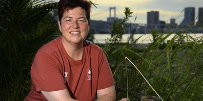 Heidi Diethelm Gerber, vor fünf Jahren Medaillengewinnerin in Rio de Janeiro, bestreitet in Tokio ihre letzten internationalen Wettkämpfe