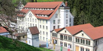 Neuthal Textil- und Industriekultur in der Gemeinde Bäretswil