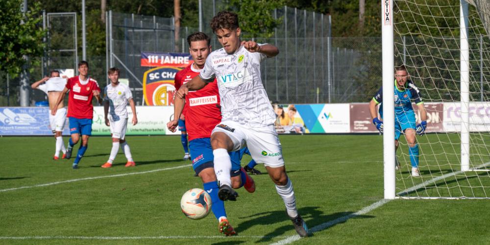 Gegen Cham am letzten Samstag war Brühl das bessere Team, da waren sich auch die Berichterstatter einig. 1:0 gewannen die Kronen