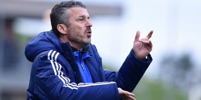 Tuggens Trainer Adrian Allenspach