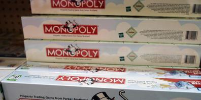 Der Monopoly-Hersteller Hasbro befürchtet, dass die globalen Lieferengpässe das Weihnachtsgeschäft belasten könnten. Hasbro hat dieser Effekt bereits im dritten Quartal Umsatz gekostet.(Archivbild)