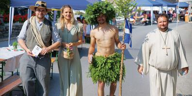Die Walserkultur spielt eine grosse Rolle im Jubiläumsjahr.
