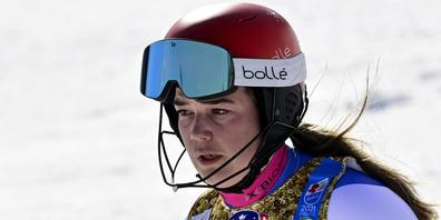 Erneut im Verletzungspech: Slalom-Spezialistin Mélanie Meillard