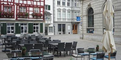 Am Montag dürfen Restaurant und Bars nach langem wieder öffnen.