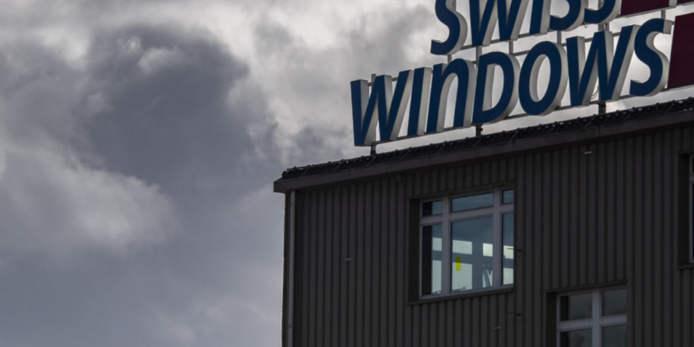 Aus Swisswindows wird die Smartwindows AG. (Bild: KEYSTONE)