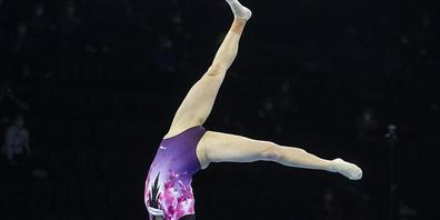 Stefanie Siegenthaler erreichte erstmals in ihrer Karriere einen Final an internationalen Titelkämpfen (Archivbild)