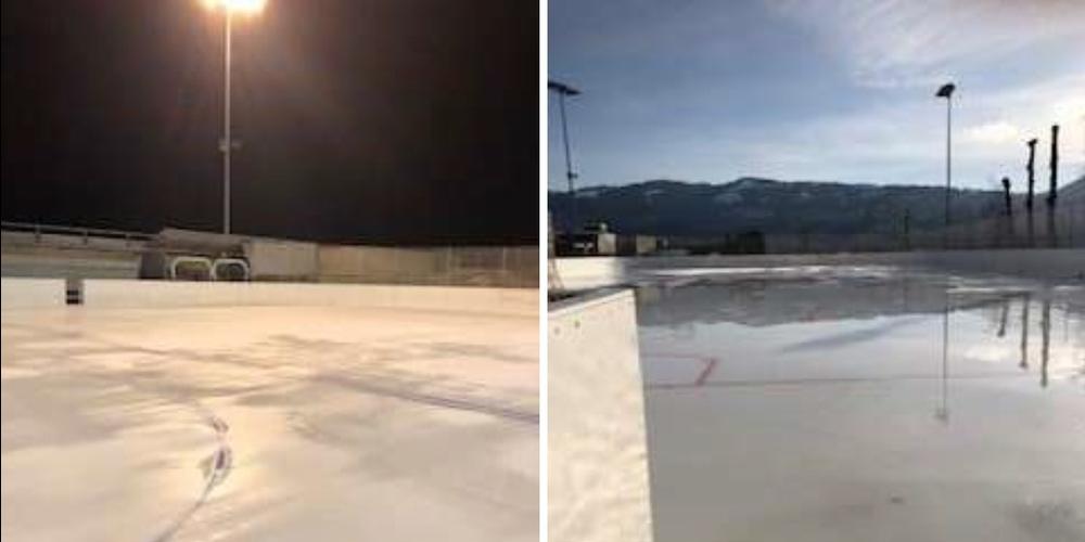 Für die Instandsetzungsarbeiten sowie die Beschaffung einer mobilen Eisfeldbahn hat der Stadtrat einem Kredit über CHF 420'000 zugestimmt.