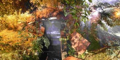 Beim Brand im Erdkeller eines Wohnhauses in Werdenberg entstand Sachschaden von mehreren tausend Franken. Die Brandursache muss noch geklärt werden.
