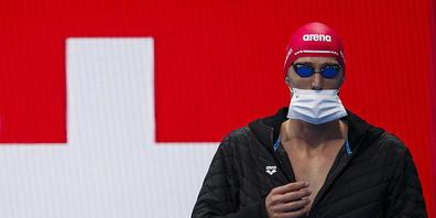 Jérémy Desplanches schafft Schweizer Sport-Historisches: Der 26-jährige Genfer sorgt als Dritter über 200 m Lagen für die erst zweite Olympia-Medaille eines Schweizer Schwimmers