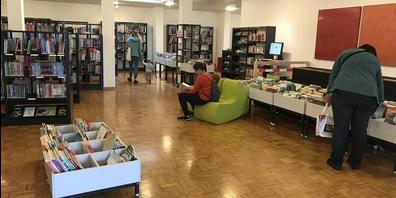 Schalter Bibliothek Uzwil