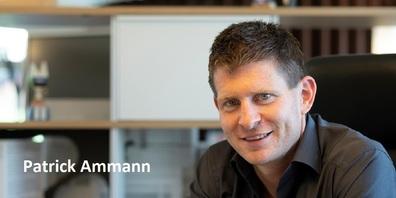 Patrick Ammann, Inhaber der Pius Schäfler AG, ist einer, der gerne bewegt.
