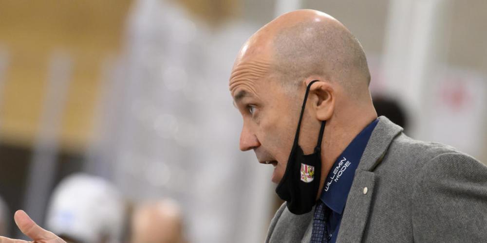 Ajoies Cheftrainer Gary Sheehan setzt in der nächsten Saison auf vier Kanadier