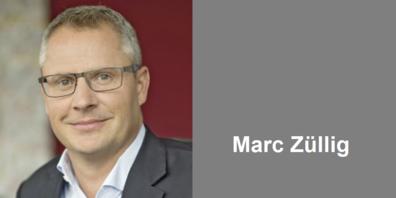 Der neue AG Region Wil-Präsident Marc Züllig, CEO IGP Pulvertechnik AG.