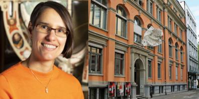 Aktuell arbeitet sie im Weltkulturerbe Stiftsbezirk St.Gallen als Leiterin Betrieb Ausstellungen und Vermittlung.