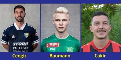 Spielen in der Saison 2021/22 für den 1. Ligisten FC Uzwil.