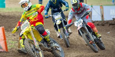 Das 37. Motocross in Beggingen wird abgesagt. (Archivbild)