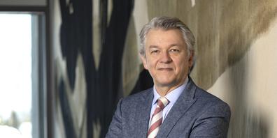 Prof. Dr. Roland Füss ist Professor für Real Estate Finance an der HSG