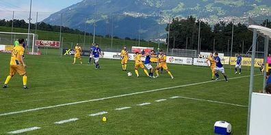 Der FC Gossau bleibt weiterhin ohne Niederlage.