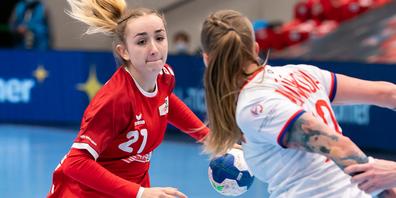 Die Brühlerin Malin Altherr spielt in der Schweizer Nati gegen Polen und Russland.