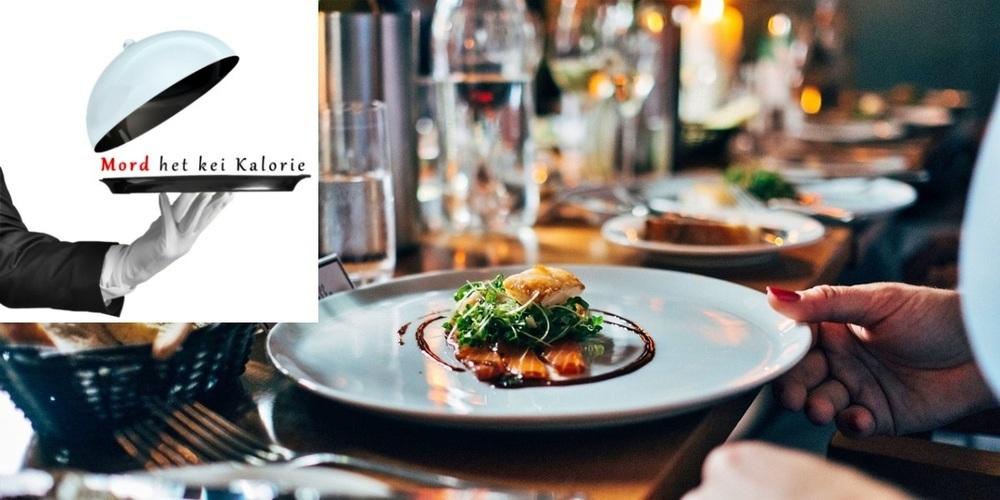 «Mord het kei Kalorie» – beim Krimidinner der Bachtelbühne Dürnten werden Kulinarik und Krimi kombiniert.