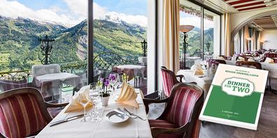 Im Seminarhotel RömerTurm gibt es im Restaurant Popina nebst leckeren Gerichten auch eine herrliche Aussicht zu geniessen.