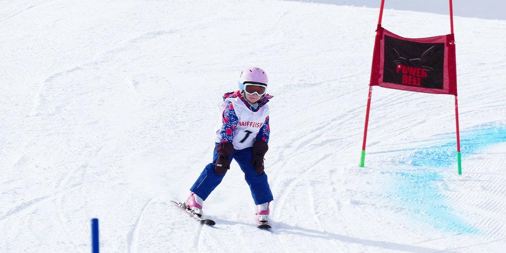 Ronja Arnold eine der jüngsten Teilnehmerinnen.