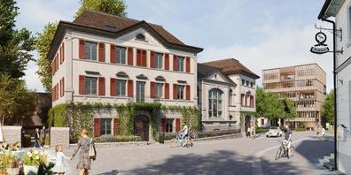 Die denkmalsgeschützte Villa Rosenthal wird zum «Vorarlberger Literaturhaus»