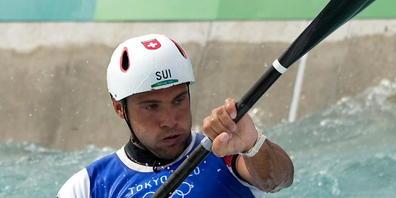 Enttäuschung im Olympia-Halbfinal: Martin Dougoud