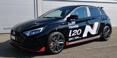 Der brandneue Hyundai i20 N: mit starkem Auf- und Antritt.