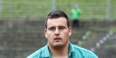 Joel Strebel - einer der Trümpfe des Nordwestschweizer Verbands