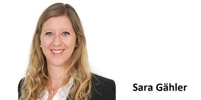 Sara Gähler, Leiterin Kundenberatung, Mitglied der Bankleitung, Raiffeisenbank Regio Uzwil.