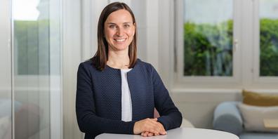 Patricia Reich, BGM-Verantwortliche bei der SAK.