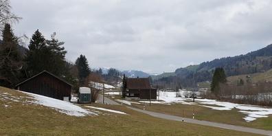 Ennetbühl in der Nähe von Rietbach.