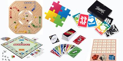 Brettspiele und andere Spiele boomen während der Coronazeit.