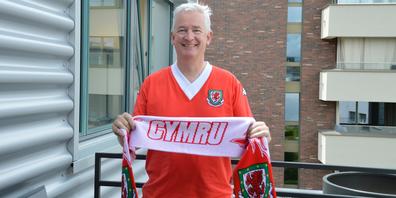 Daryl Jones stammt ursprünglich aus Nordost-Wales und wohnt mit seiner Familie schon fast zehn Jahre in Ausserschwyz.Bild pp
